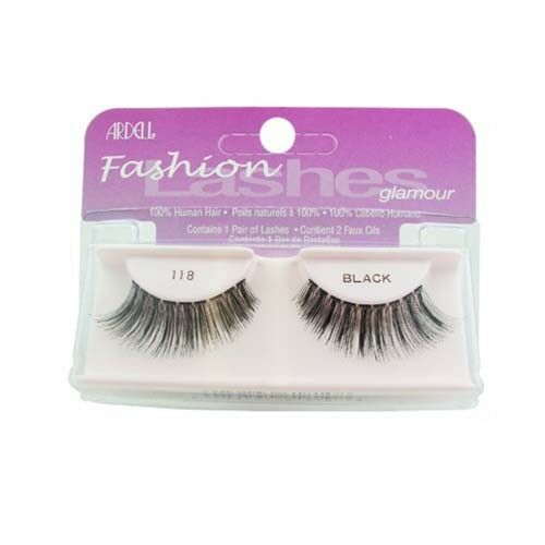 Natural 118 Black Lashes 65091 by ardell #4