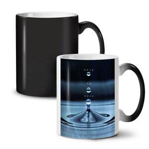 Drop Sea Photo Nature NEW Colour Changing Tea Coffee Mug 11 oz | Wellcoda