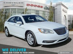 2013 Chrysler 200 LX 2.4L I4 DOHC 16V Dual VVT Engine