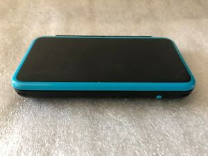 Nintendo 2ds Xl Handheld System Black Turquoise For Sale Online