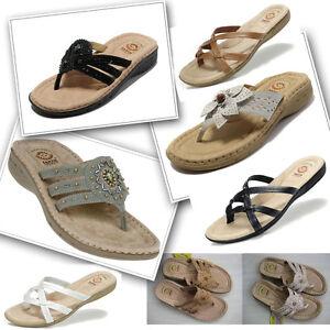Earth Spirit Womens Leather Sandal 6-11 Various Design