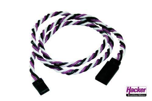 DITEX Servoverlängerungskabel Kabel Verlängerung Servo 0,32qmm 25cm