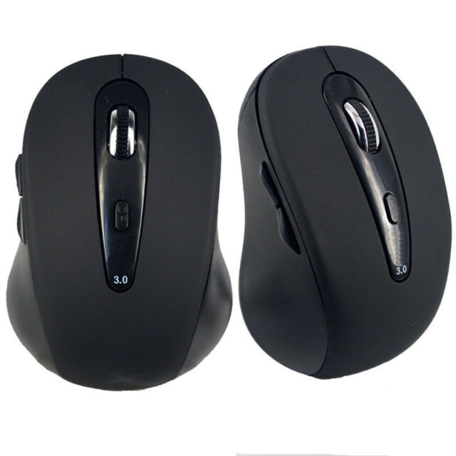 Wireless Mini Bluetooth 3.0 Optical Mouse For Apple Windows Laptop Notebook PC^