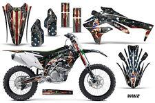 AMR Racing Kawasaki KX 450F Graphic Kit MX Bike Decal Sticker Wrap 2016 WW2 BOMB