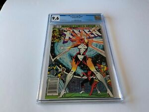 UNCANNY-X-MEN-164-CGC-9-6-WHITE-PAGES-CAROL-DANVERS-BECOMES-BINARY-MARVEL-COMICS