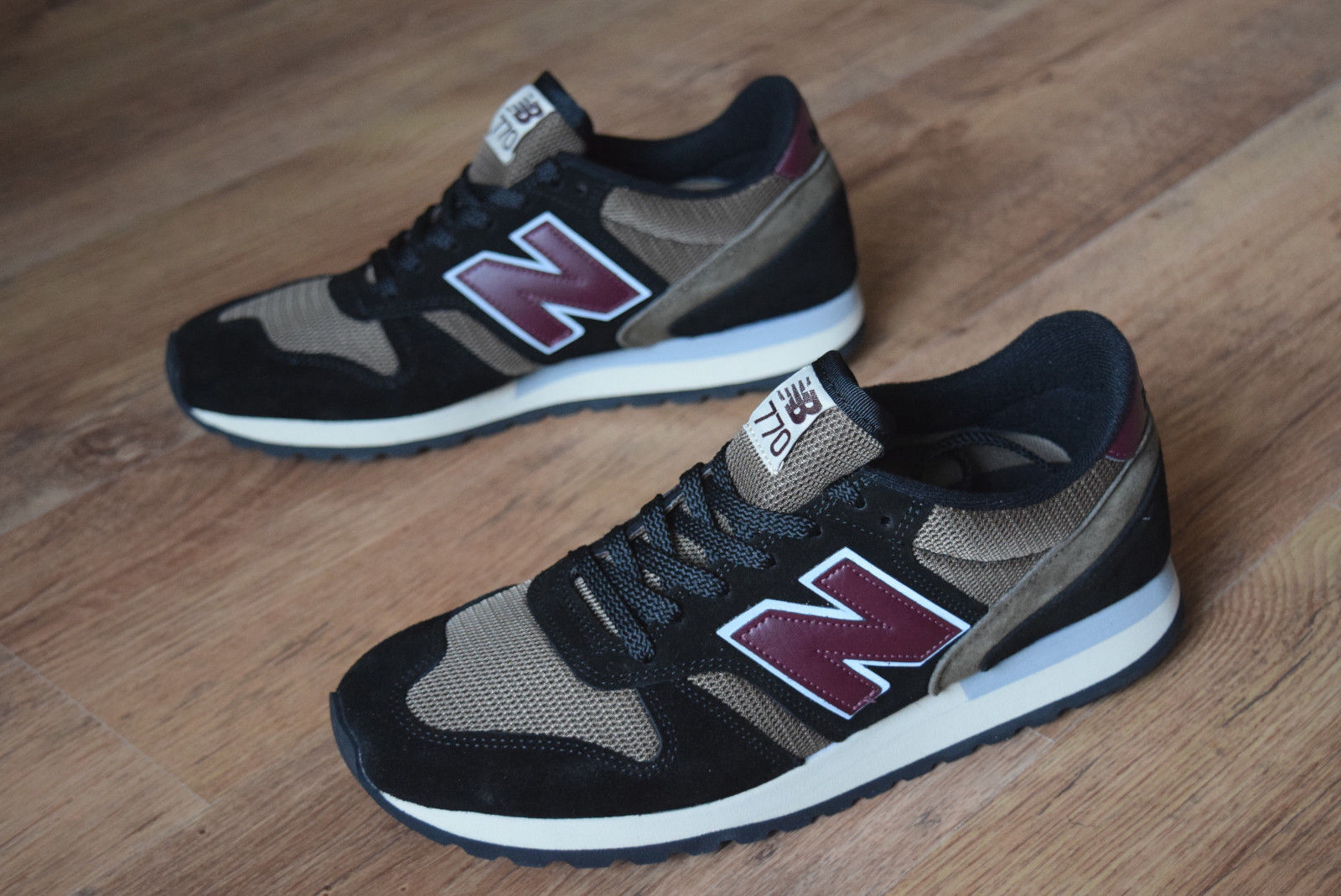 New Balance M 770 Kgr 40,5 41,5 42,5 44 44,5 45 Made In Angleterre Royaume-Uni