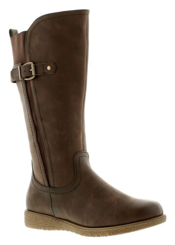 Gluv Clambour Womens Ladies Boots Brown UK Size 3