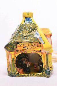 Vintage-Derek-Fowler-Studio-039-Village-Shop-039-Night-Light-Nursery-Light