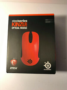 SteelSeries Kinzu v2 Optical Gaming Mouse Mice PC Computer ...