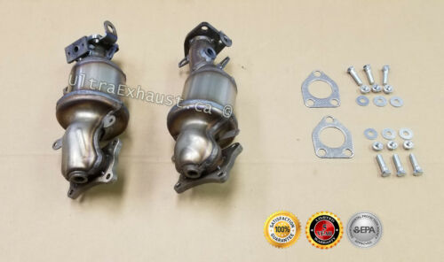 Bank 1 /& 2 2010-2011 Honda Accord Crosstour 3.5L DirectFit Catalytic Converter