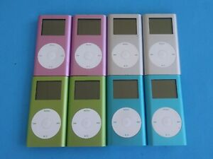 ONE Apple iPod mini 2nd Generation 4gb **New Battery**WARRANTY* Price drop 6/16