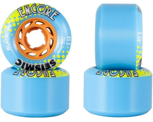 Blue Rollen SEISMIC Encore 65,5mm 79a BlackOps