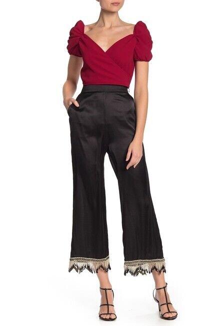 Neuf avec étiquettes me montrer votre MUMU Parisa Pantalon Taille S