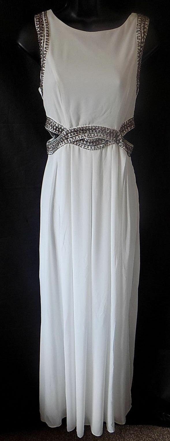TFNC Maxi Maxi Maxi Dress With Embellishment and Cut Out Detail xmas new year  739177