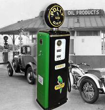 POLLY GAS  MODEL 39 TOKHEIM FULL SIZE GAS PUMP-Vintage Petroliana Style