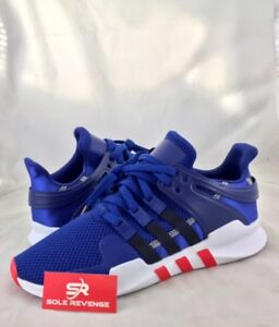 new product adc49 dda13 Details about NEW adidas Originals EQT Support ADV Equipment Mystery  Ink/Black/White AC7184 c1