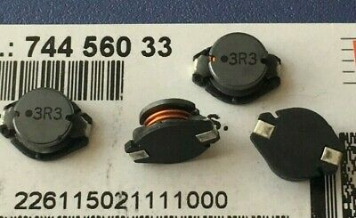 10 pieces Fixed Inductors 680uH 20/%