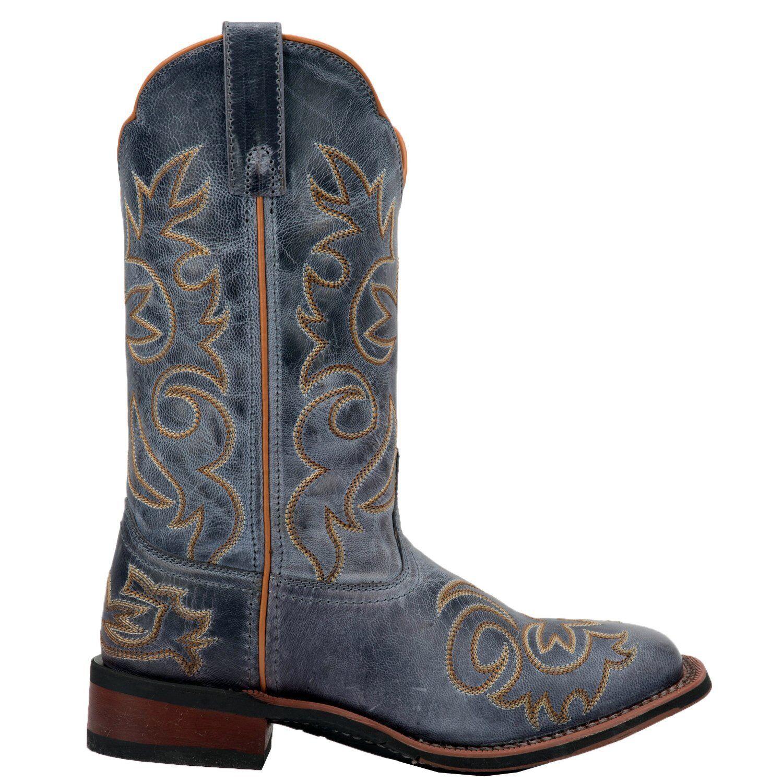 59e67b24fae2 Laredo Women s Ella Cowgirl Boot 5676 6 M