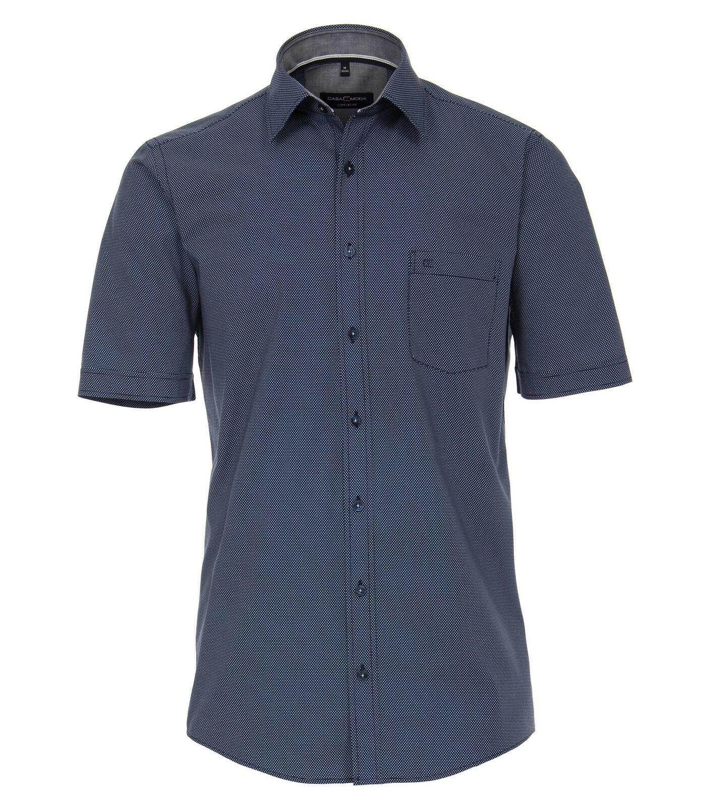 Casa Casa Casa Moda-Comfort fit-Uomo Camicia Da Braccio 1 2 (993201600) c0b3a2