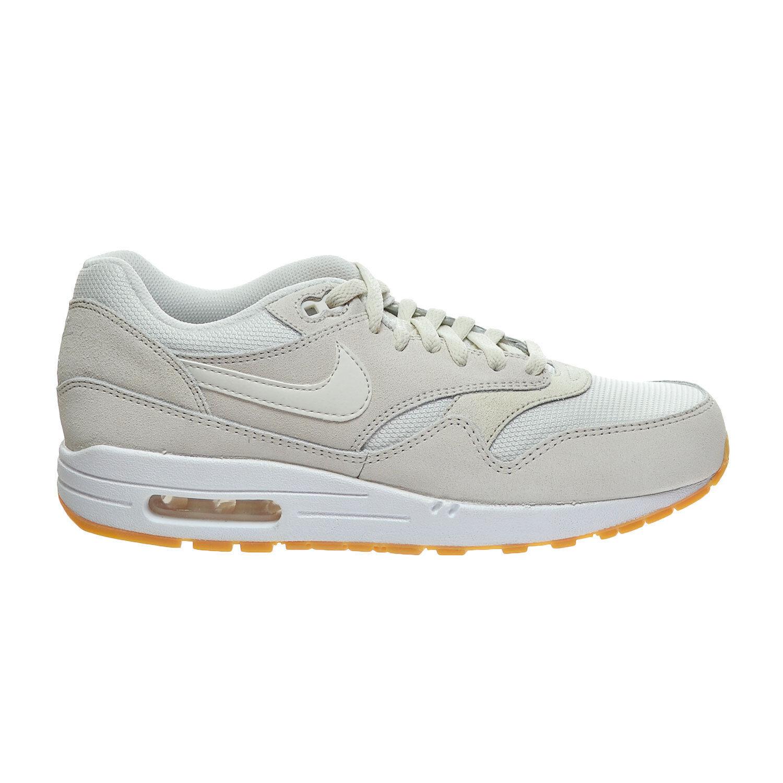san francisco a2d80 ca0a2 Nike Air Max 1 Essential Men s Shoe Phantom White 537383-055 85%OFF