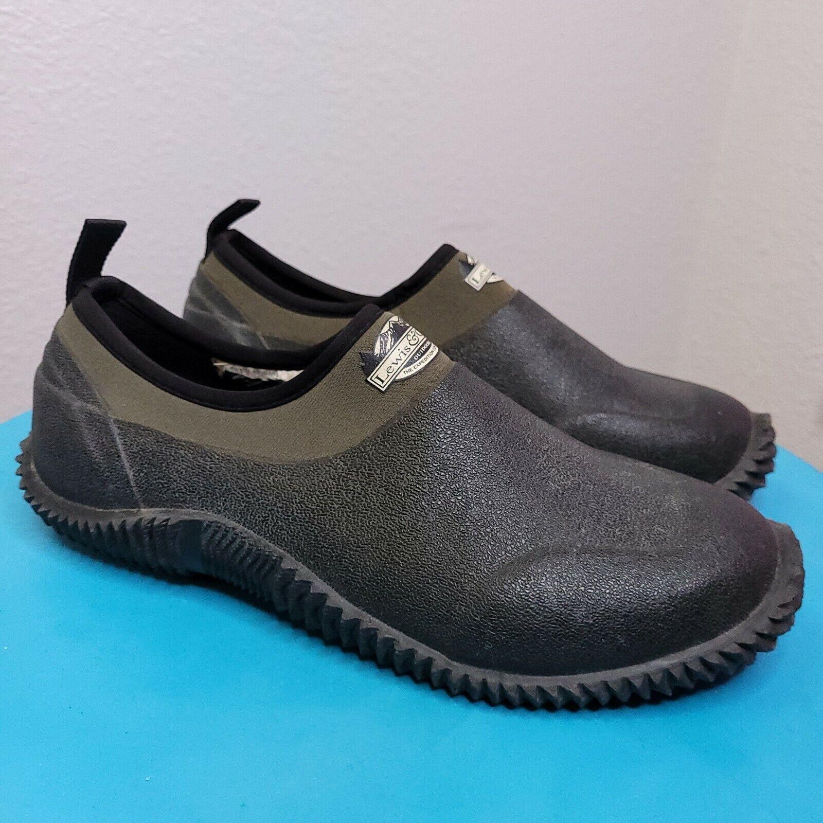 Lewis & Clark Outdoor Garden Duck Low Rise Shoes | 8 M