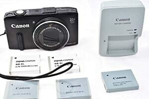 Canon-PowerShot-SX280-HS-12-1-MP-Digital-Camera-Black-On-Sale