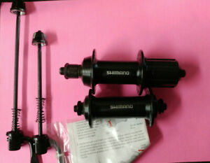 Shimano 105 FH//HB-5600 Hub Set 32 Hole Front and Rear Silver 8//9//10 Speed