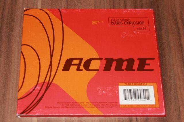 The Jon Spencer Blues Explosion - Acme (1998) (CD) (Mute – CDStumm154)