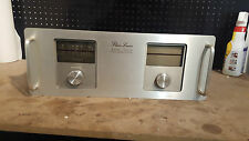 Phase Linear model 400 series two vintage amplifier with box