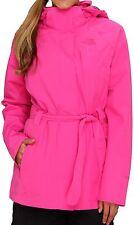 The North Face Women's K Jacket Rain Raincoat Linaria Pink Small S New $190