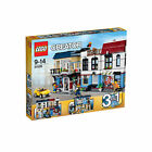 LEGO Creator Fahrradladen & Café (31026)