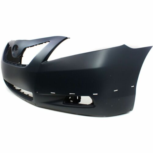 Primed Front Bumper Cover W// Spoiler Hole Fits Camry SE USA Built TO1000318