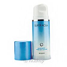 [MISSHA] Super Aqua Oxygen Micro Visible Deep Cleanser 120ml  Rinishop