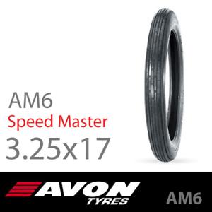 3.25-17 Avon Speedmaster AM6 50S TT