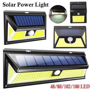 180-LED-lampe-solaire-projecteur-capteur-detecteur-mouvement-jardin-exterie-IP65