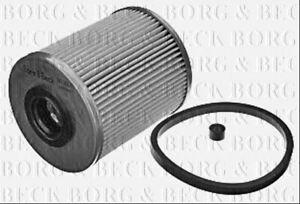 Borg-amp-Beck-Kraftstofffilter-fuer-Nissan-Primastar-Diesel-2-5-99KW