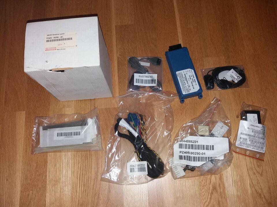 Andre reservedele, Håndfri Bluetooth, Toyota Avensis
