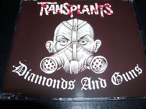 Transplants-Diamonds-amp-Guns-Australian-3-Track-CD-Single-Blink-182