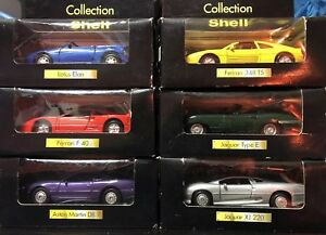 Voiture Collection Shell