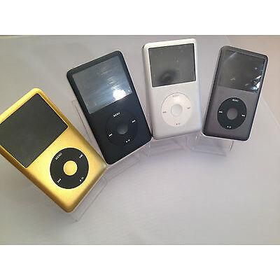 iPod 160 GB Apple Classic 7th Gen Black Gold Silver Space Grey (160 GB) - MINT