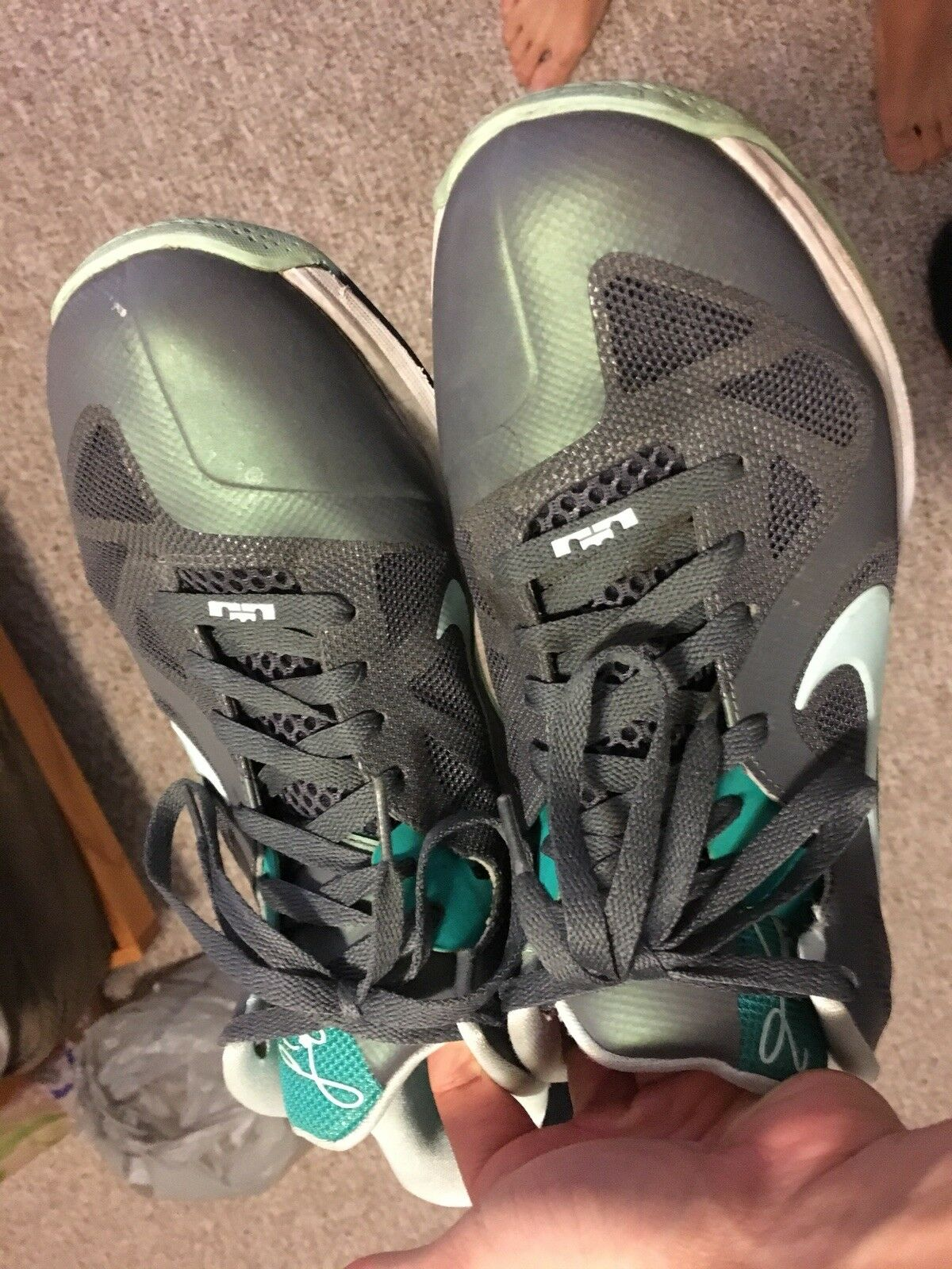 Lebron 9 Size Low Easter Limited Size 9 9.5 f83fb6