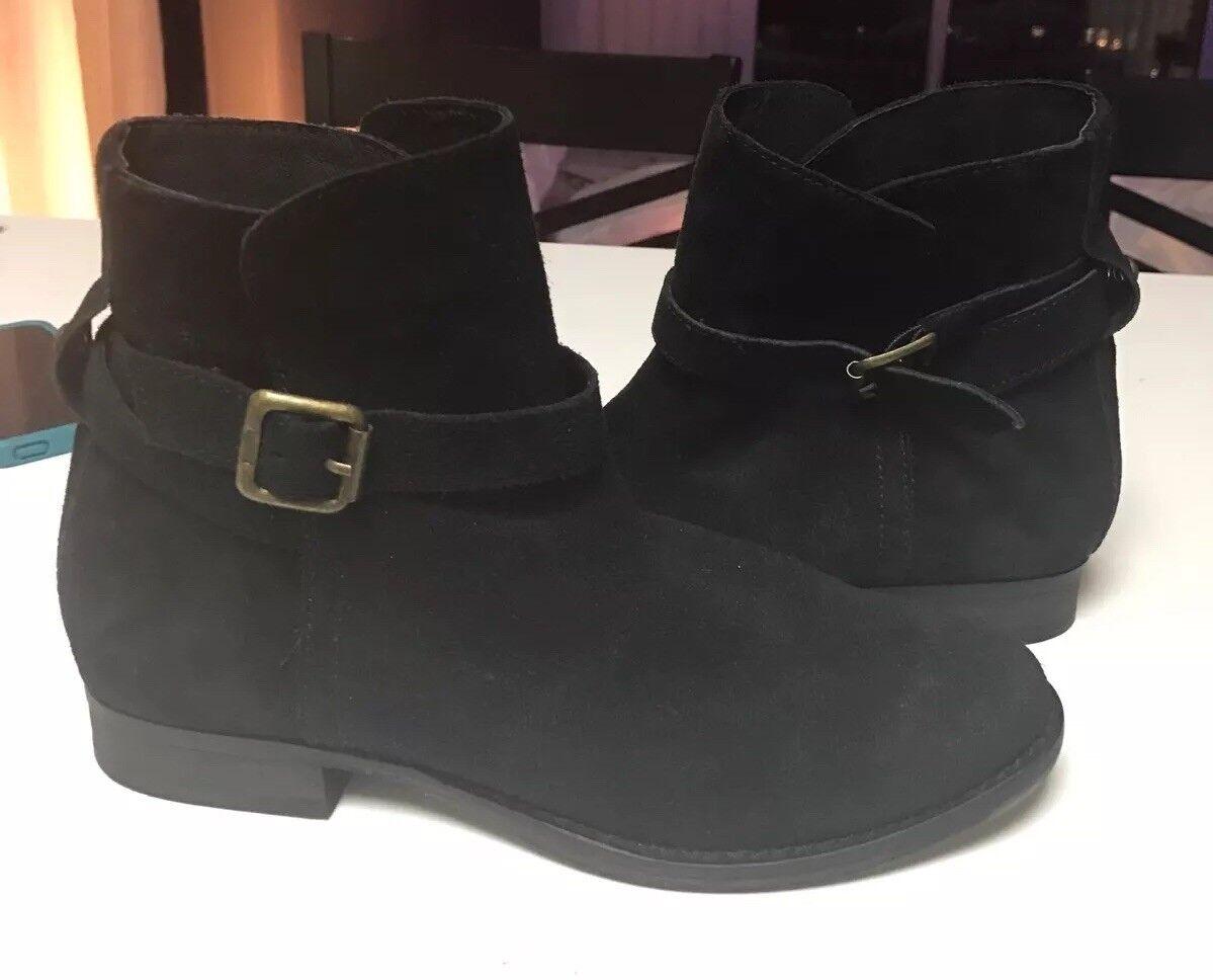 Men's/Women's Sam Edelman Black Suede Boots 5.5 Complete specification range Brand Reliable reputation