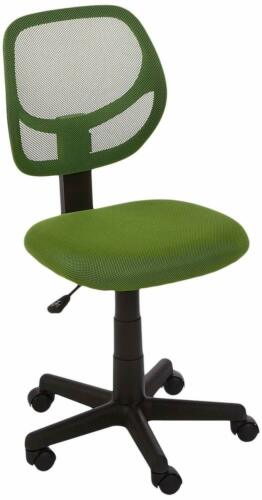 Basics Low-Back Computer Task Office Desk Chair with Swivel Casters