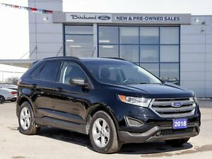 2018 Ford Edge SE AWD | HTD SEATS | 1 OWNER | LOW KMs