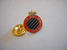 a6 BRUGGE FC club spilla football calcio foot pins broches badge belgio belgium