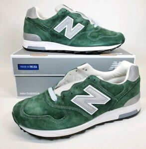 cheaper 5b141 29798 Details about New Balance 1400 Forest Green Made In USA M1400MG Mens Size 7  - Running Shoes