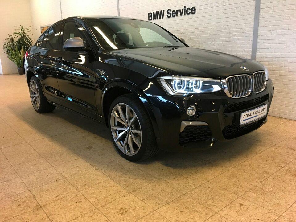 BMW X4 3,0 M40i xDrive aut.,  5-dørs
