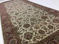 6 X 16 Ivory Red Ziegler Persian Oriental Rug Galley Size Hand Knotted Wool