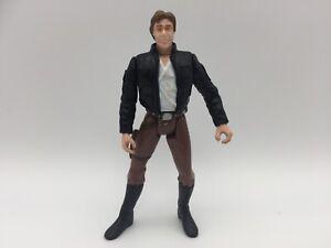Star Wars - Prototype Potf2 - Premier personnage Han Solo - Mynock Hunt - Figurine Kenner