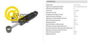 Ejd Mm 50026762 Unidades 120 Gas Jungheinrich Cilindro 20 Amortiguador 1gwx0AqBnT